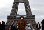 VIDEO | Parisul se izolează de luni. Carantină totală şi la Madrid