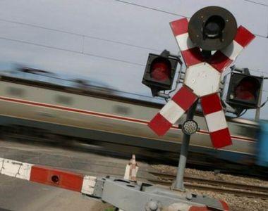 VIDEO | Tragedie pe calea ferată