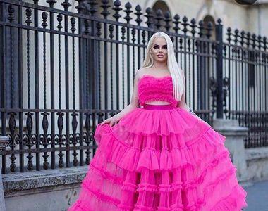 """Berna de la """"Puterea Dragostei"""" numită Barbie de România"""
