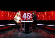 """Elena Udrea, dezvăluiri în premieră despre relația cu Traian Băsescu! A fost iubita președintelui? Ce răspuns a dat în emisiunea """"40 de întrebări cu Denise Rifai"""" VIDEO"""