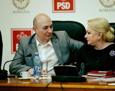 """Codrin Ștefănescu, reproșuri la adresa Vioricăi Dăncilă: """"Pāi, ți-am zis, Viorica! Dar..."""