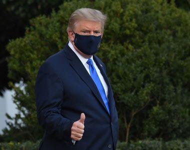 Anumiți medici sunt îngrijoraţi că Trump ar putea fi tratat în exces pentru că este VIP