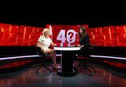 """Elena Udrea răspunde AZI la """"40 de întrebări cu Denise Rifai""""! Emisiunea-fenomen debutează în această seară, de la 23.00, la Kanal D"""