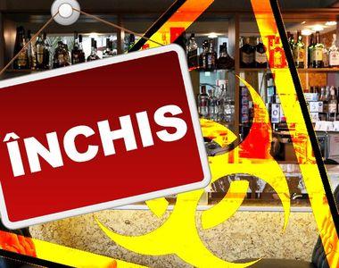 VIDEO - Scenariu sumbru. Restaurante, săli de spectacole, închise iar