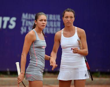 Meciul câștigat la Roland Garros de către româncele Andreea Mitu și Patricia Țig,...