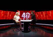 """Elena Udrea, dezvăluiri în premieră aseară, în cadrul emisiunii """"40 de întrebări cu Denise Rifai"""", de la Kanal D"""