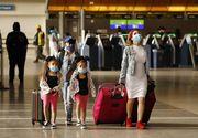 VIDEO - Restricții de călătorie. Lista țărilor cu risc de infectare