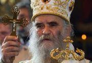 Mitropolitul Muntenegrului a fost testat pozitiv cu COVID-19