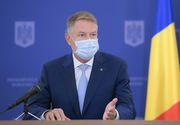 """Revine starea de urgență în România? Klaus Iohannis dă răspunsul: """"Cu cât introducem restricțiile mai repede..."""""""