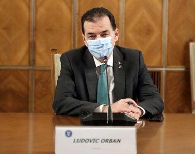 Ludovic Orban a primit rezultatul pentru al doilea test COVID-19. Anunţul făcut de Guvern