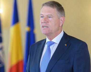 Klaus Iohannis a semnat decretele noilor judecători și procurori
