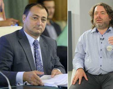 Mihai Goțiu, mesaj ironic la adresa lui Mirel Palada, sociologul care l-a bătut în...