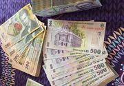 Cât au scăzut într-o lună salariile medii din România