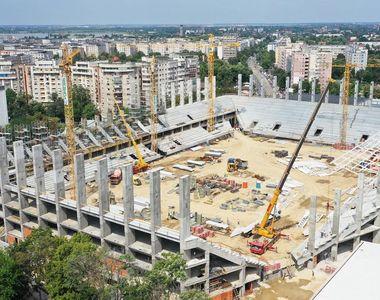 Când va fi gata stadionul Giulești