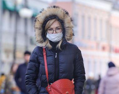 A fost atins vârful pandemiei în Rusia. Spitalele sunt copleșite de numărul mare de...