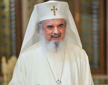 """Patriarhul Daniel cere renunțarea la """"măsura excesivă"""" de interzicere a..."""