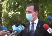 """Ludovic Orban, la DSP Bucureşti după creşterea numărului de cazuri: """"Avem legi, avem reglementări care vor fi aplicate"""""""