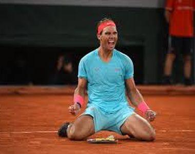 Victorie pentru a 13-a oară la Roland Garros. Rafael Nadal l-a învins în finală pe...