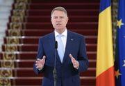 """Președintele Klaus Iohannis va primi premiul """"Otto cel Mare"""",  în Germania"""