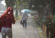Alertă meteo de la ANM. Cod galben de ploi torențiale. Vremea devine rece pentru această dată