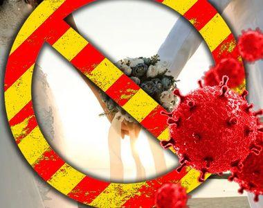 VIDEO - Interzis la nunți și botezuri. Sunt sursă de infectare