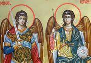 Pe ce dată sunt Sf. Mihail şi Gavril în 2020?