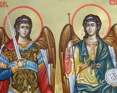 Sf. Mihail şi Gavril 2020: Este sărbătoare MARE pentru toţi românii: Ce NU este bine să...
