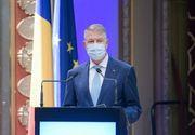 Klaus Iohannis susţine marţi, de la ora 19.00, o conferinţă de presă la Cotroceni