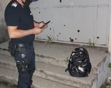 Elev înarmat prins într-un liceu din Pitești