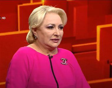 Viorica Dăncilă a explicat greșelile gramaticale făcute când era premier! Dezvăluiri...