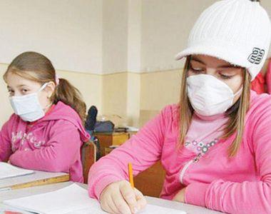 Tot mai multe școli închise din cauza pandemiei de Coronavirus. Peste o sută de unităţi...