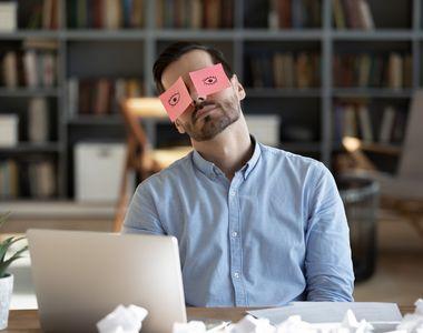 Cum este afectat creierul de lipsa somnului