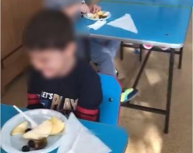O educatoare din Fetești s-a filmat în timp ce bătea un copil. Mesajul ei către...