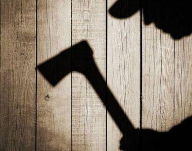 Caz șocant în Brașov: Un bărbat  a lovit o fetiță de 10 ani cu toporul