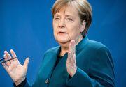 Un nou record de cazuri de COVID-19 în Germania. Anunţul făcut de Angela Merkel