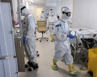 Scenariu negru pentru România: 9000 de cazuri zilnice de coronavirus în decembrie. Ce...