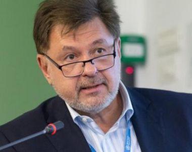 Alexandru Rafila a dezvăluit câte cazuri noi de coronavirus avem în realitate în...