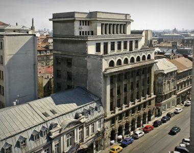 A fost descoperită o grenadă în subsolul unei clădiri istorice din București