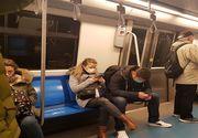 Accesul călătorilor în staţiile de metrou  ar putea fi restricţionat pentru evitarea supraaglomerării