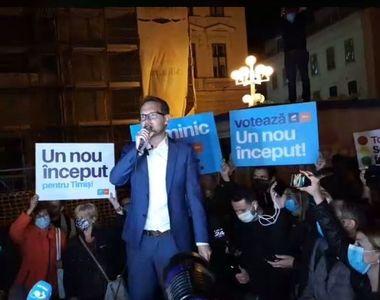 """Noul primar al Timișoarei și-a intrat pe deplin în drepturi: """"Trebuie să schimbam..."""
