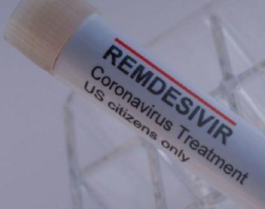 Descoperire de ultimă oră despre Redemsivir! OMS a făcut anunțul