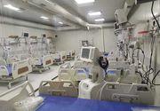 Spitalul mobil de la Leţcani primește primii pacienți cu Covid-19