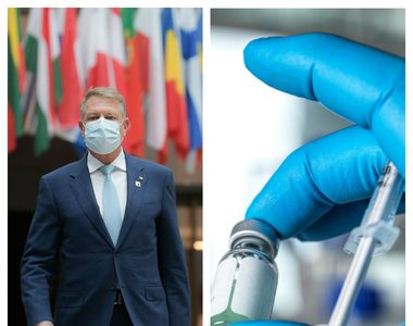 Klaus Iohannis, anunț despre vaccinul așteptat de toți românii. Ce au stabilit liderii UE