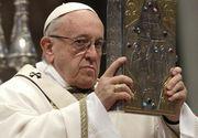 Un caz de Covid-19 la reşedinţa Papei Francisc