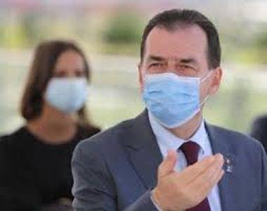 """Ludovic Orban: """"Comitetul Municipal pentru Situaţii de Urgenţă se va întruni astăzi..."""