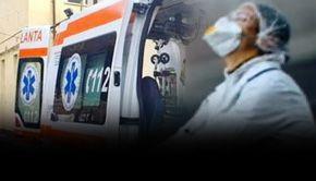 VIDEO - Șocant! Un ambulanțier cu COVID s-a sinucis