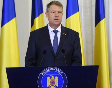 Ce proiecte strategice vor urma în România. Klaus Iohannis a vorbit despre forma de...
