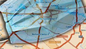 VIDEO - Masca, obligatorie pe stradă în București de marți