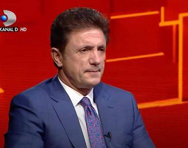 """Gică Popescu, dezvăluiri în emisiunea """"40 de întrebări cu Denise Rifai""""! Infectat cu..."""