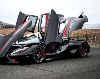 Un nou record mondial: Aceasta este mașina care a depășit viteza de 500 km/h!